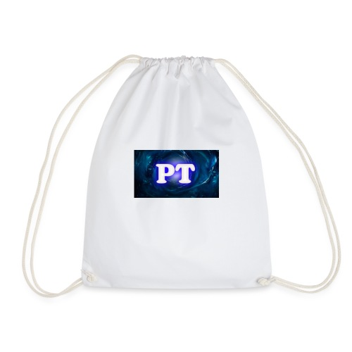 Project T Logo - Drawstring Bag