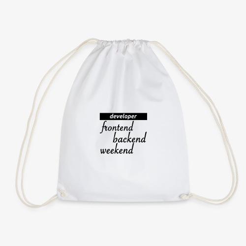 developer – frontend-backend-weekend - Turnbeutel