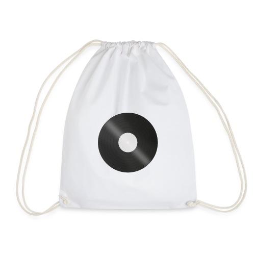 Vinyl-Platte - Drawstring Bag