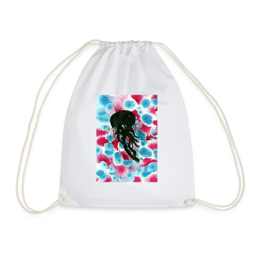 jellyfish - Drawstring Bag
