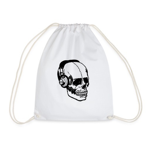 lydbog_6 - Drawstring Bag