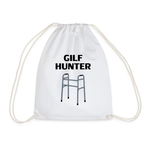 GILF Hunter - Turnbeutel