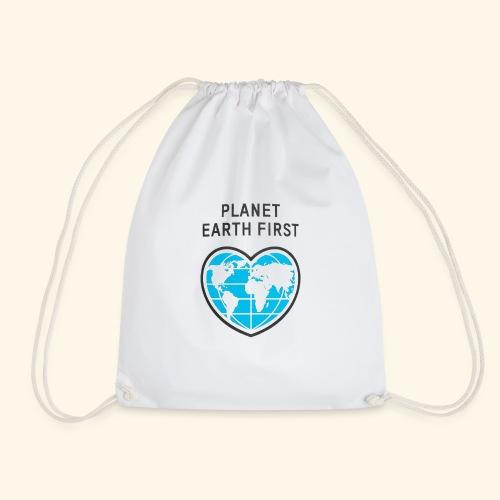 PlanetFirst - Turnbeutel