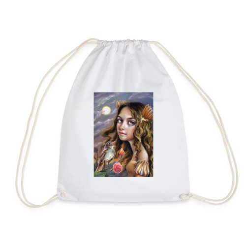 Nightingale - Drawstring Bag