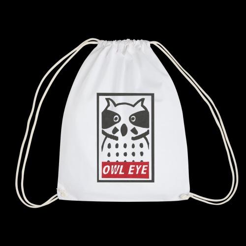 Owl Eye - Turnbeutel