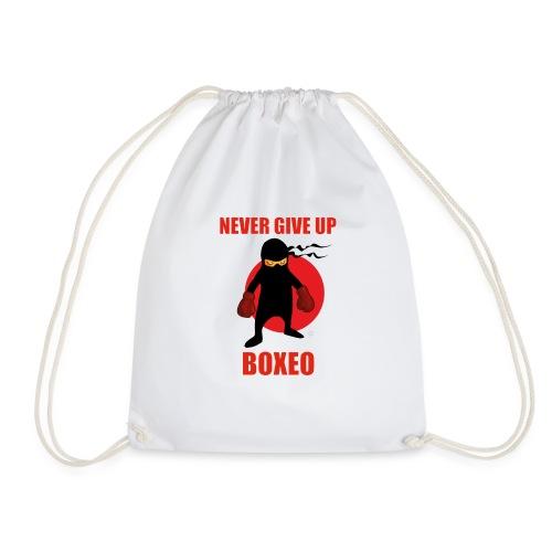 Boxeador ninja - Mochila saco