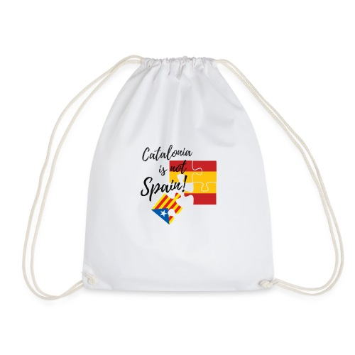 Catalonia is not spain - Mochila saco