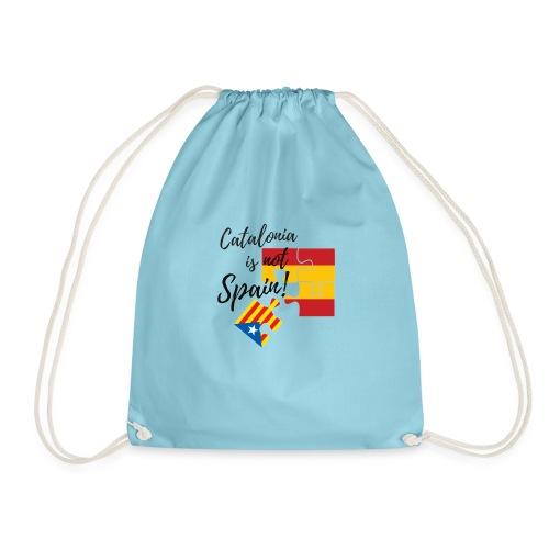 Catalonia is not spain - Mochila saco