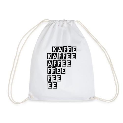 Kaffee - Turnbeutel