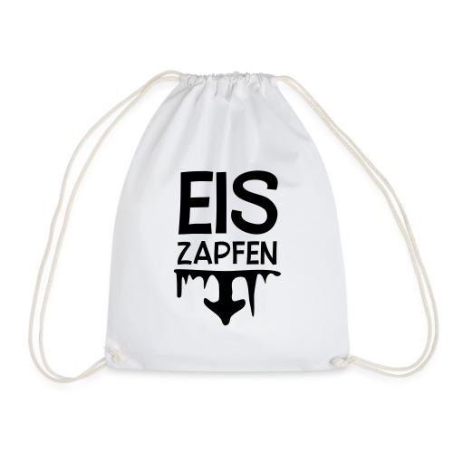 Skishirt Eiszapfen - Turnbeutel