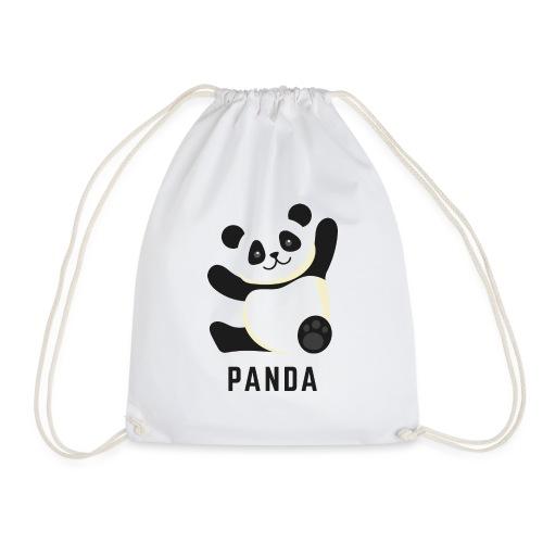 Schattige Panda - Gymtas