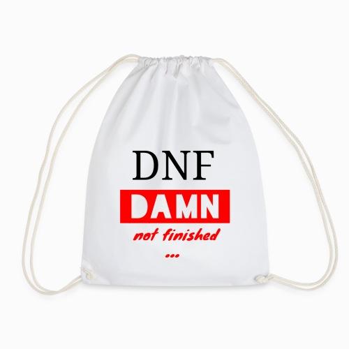 CA_Fashion official Cubing Edition DNF DAMN ... - Drawstring Bag