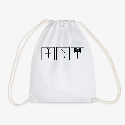 Aragorn's broken sword - Drawstring Bag