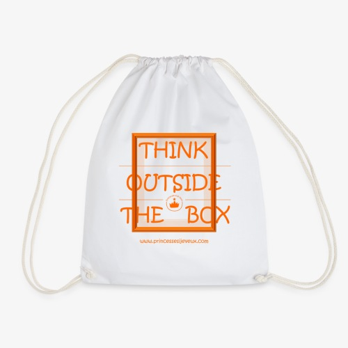 THINK OUTSIDE THE BOX _ PRINCE.SSE - Sac de sport léger