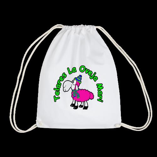 TELARES LA OVEJA MARI - Drawstring Bag