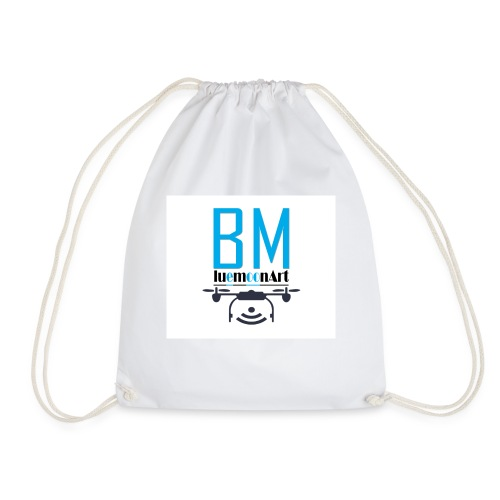 bluemoonart - Drawstring Bag