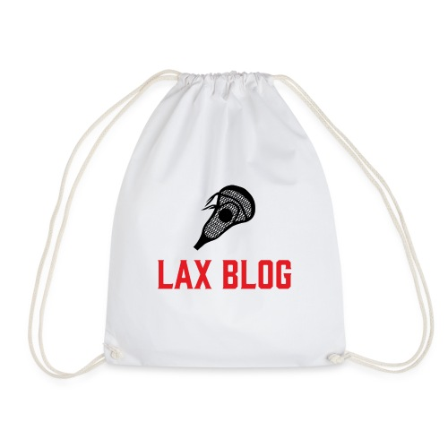 LaxBlog - Drawstring Bag