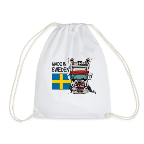 Made in Sweden - Gymtas