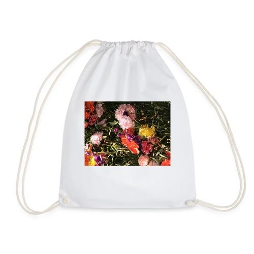 Spring blossom - Drawstring Bag