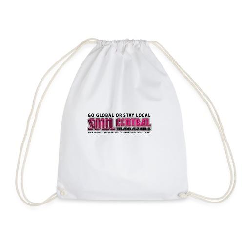 Pink Soul - Drawstring Bag