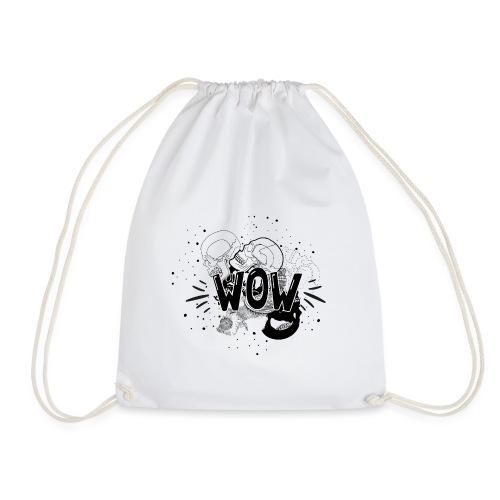 WOW - Drawstring Bag
