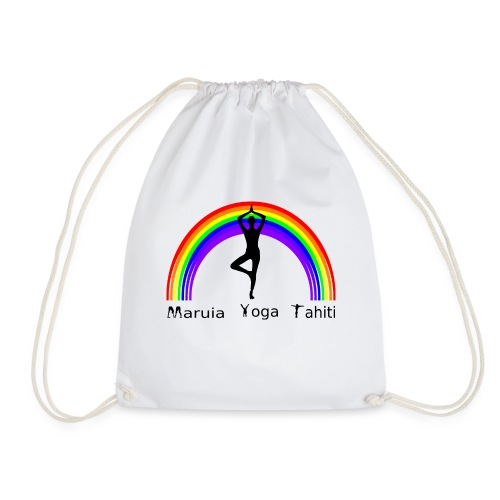 Logo de Maruia Yoga Tahiti - Sac de sport léger
