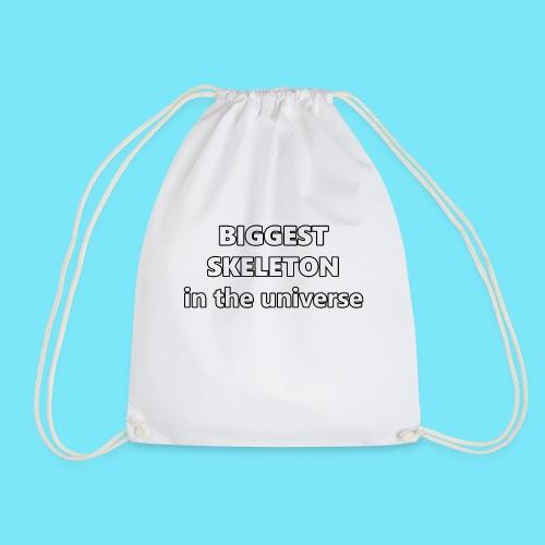 Biggest Skeleton - Drawstring Bag