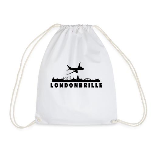 Londonbrille - Turnbeutel