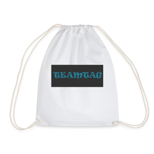 #TEAMTAG Clothing Line 1 - Drawstring Bag