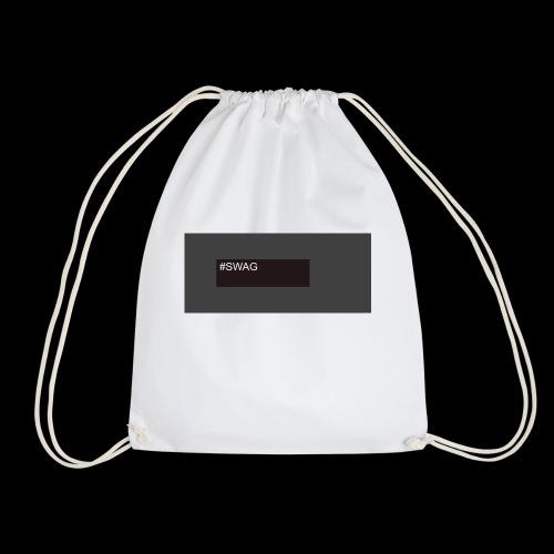 My first shirt - Drawstring Bag