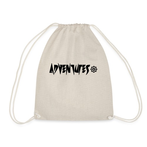 Jebus Adventures Accessories - Drawstring Bag