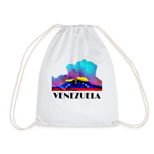 Venezuela Auyantepui colors - Mochila saco