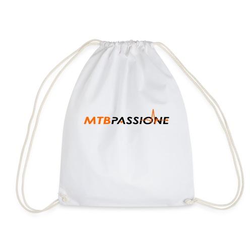 Logo Grafico MTB Passione - Sacca sportiva