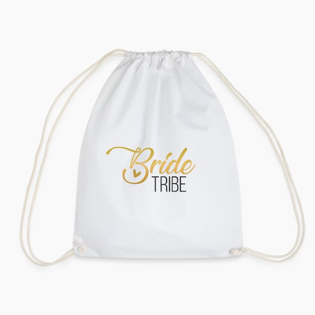 Bride Tribe - lettering for team bride