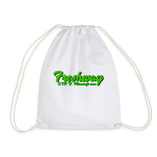 freshway w Slogan - Gymnastikpåse