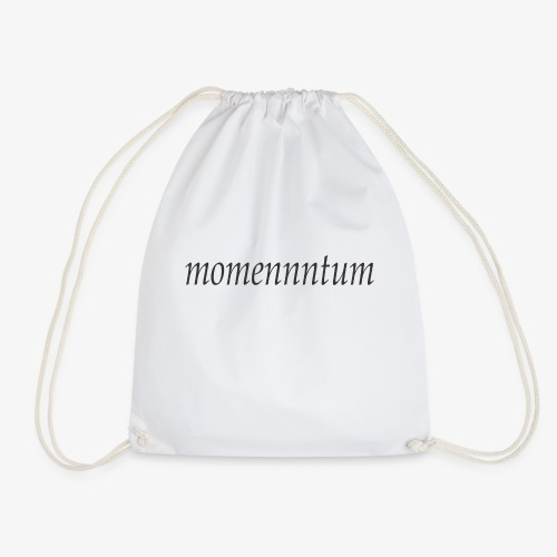 momennntum - Drawstring Bag