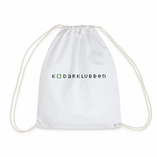 Kodarklubben ljusare kläder - Drawstring Bag