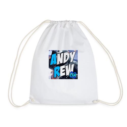 AndyRew08 icono - Drawstring Bag