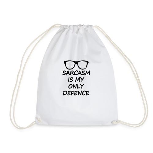 Sarcasm Is My Only defence Stiles Stilinski - Sac de sport léger