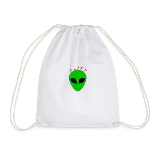 Logo_Alien - Sacca sportiva