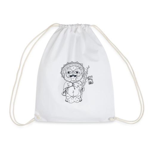 Tanuki - Drawstring Bag