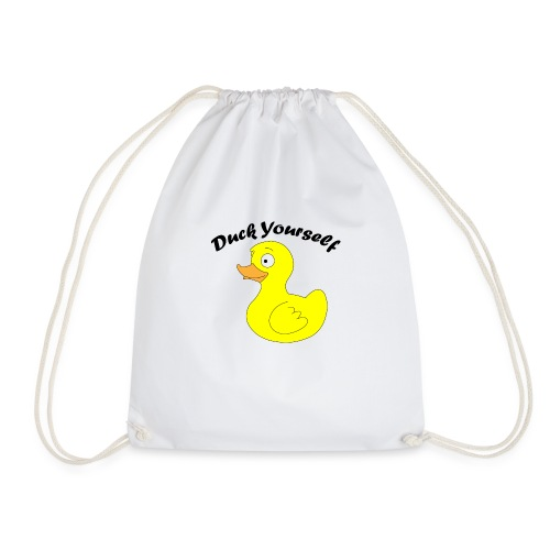 duck yourself #2 - Gymtas