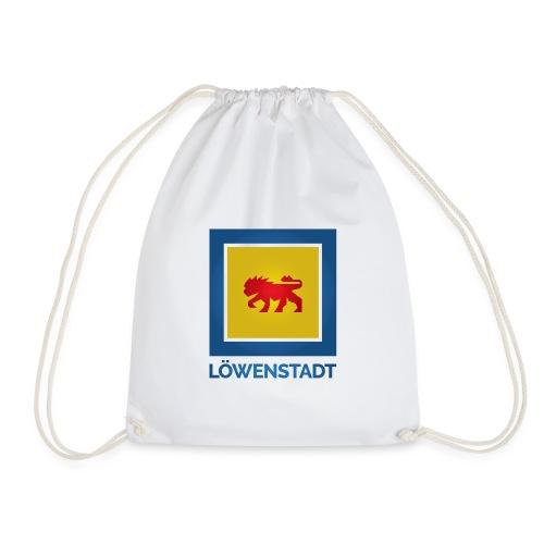 Löwenstadt Fan Design 11 - Turnbeutel