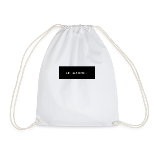 untouchable - Drawstring Bag