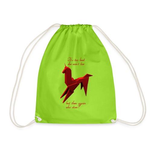 UnicornioBR2 - Mochila saco