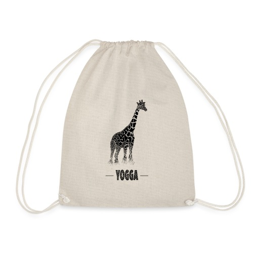 Girafe (H) - Sac de sport léger