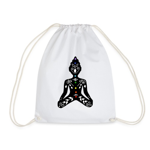 Meditation - Drawstring Bag