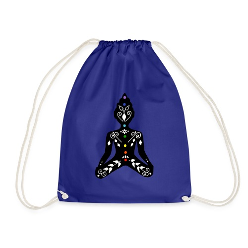 Meditation - Drawstring Bag