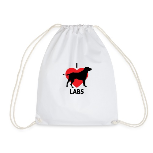 I love labradors | Best gifts for dog lovers - Gymtas