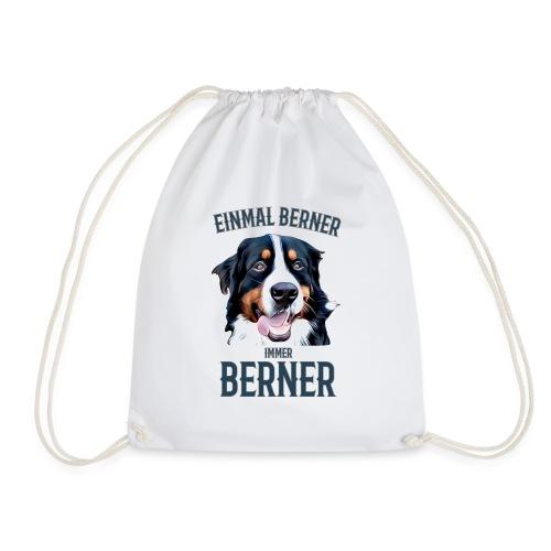 Berner Sennenhund Bern Geschenk Hundehalter - Turnbeutel